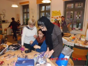 Text / Bilder: Sabine Härtel (Netzwerkkoordinatorin - Netzwerk Gesunde Kinder Forst)