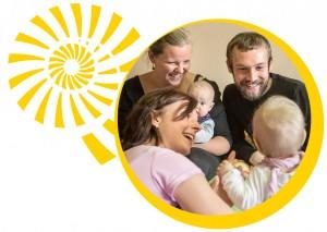 2017 Netzwerk Gesunde Kinder Schnecke_Familienpatin_Familie